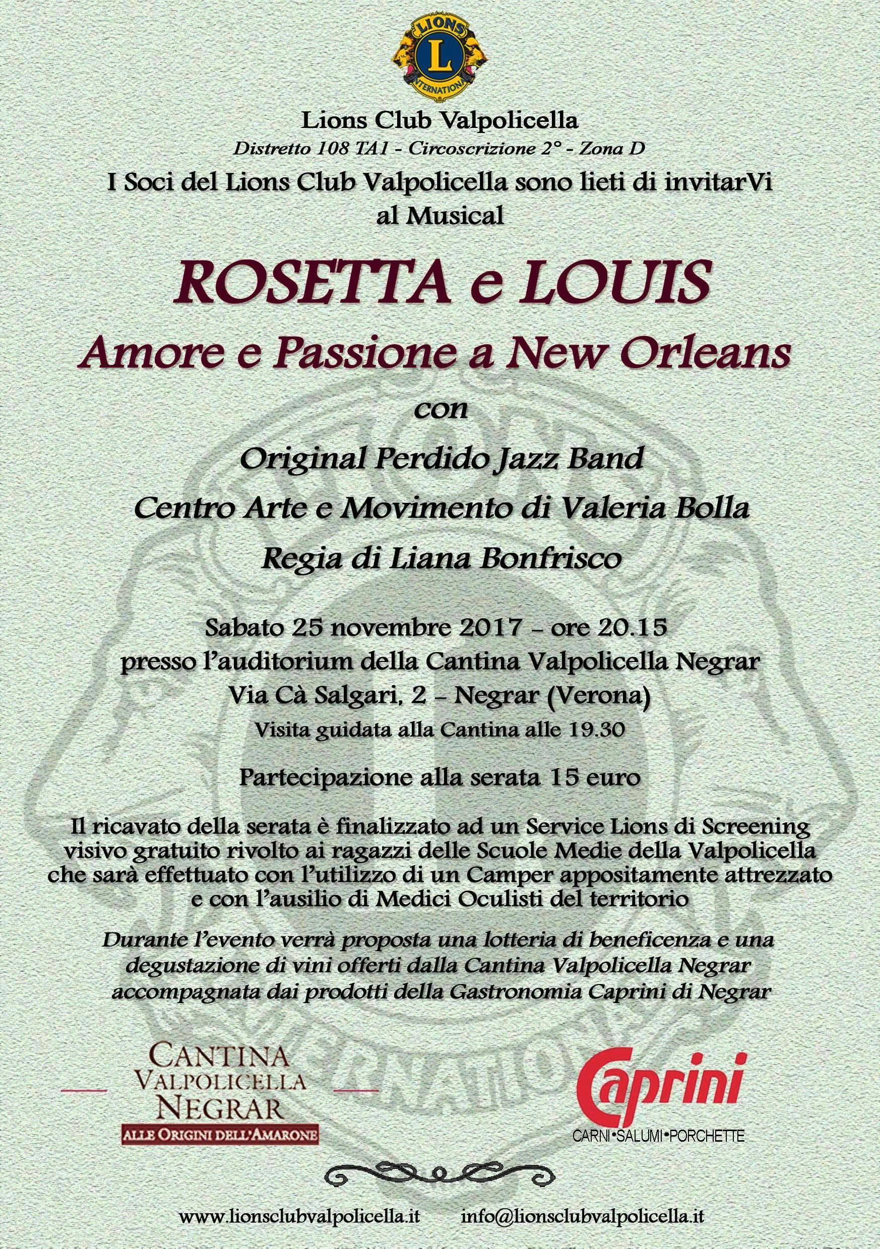 Rosetta e Louis - 25 novembre