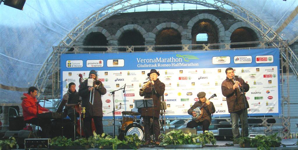 Concerto O.P.J Veronamarathon 2010  20 02 2010
