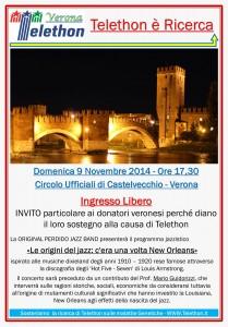 Castel Vecchio - Telethon 9.11